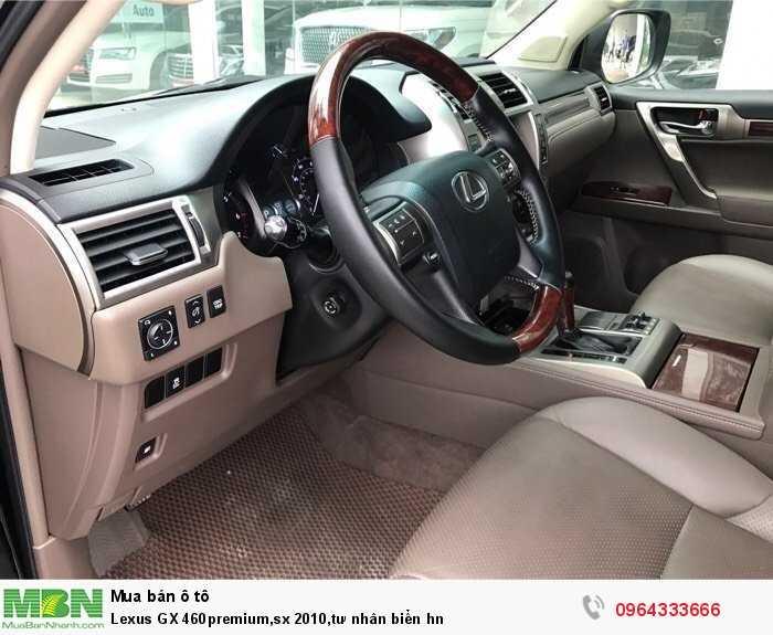 Lexus GX 460premium,sx 2010,tư nhân biển hn 3