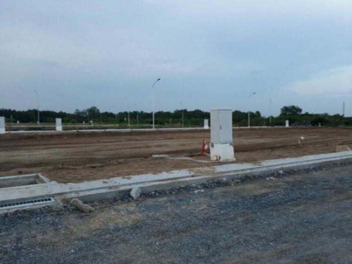Đất giá rẻ đầu tư xây dựng nhà trọ ngay cổng KCN lớn.