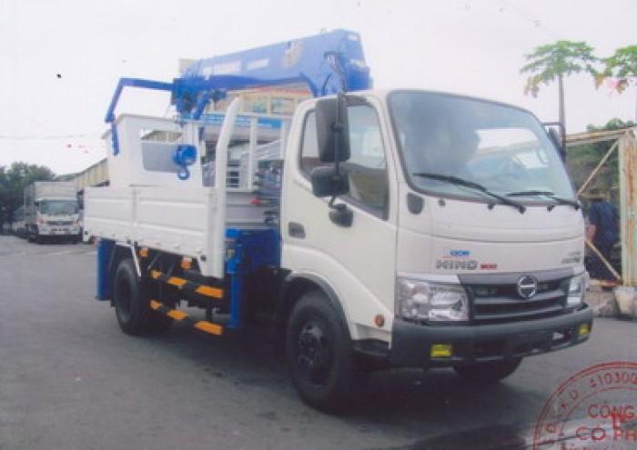 Hino 300 Series (LDT) sản xuất năm 2018 Số tay (số sàn) Xe tải động cơ Dầu diesel