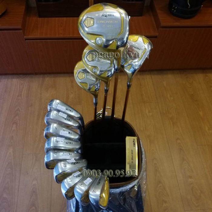 Fullset Bộ gậy golf Honma 5 sao Aspec chính hãng2