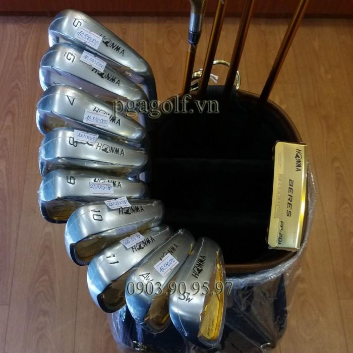 Fullset Bộ gậy golf Honma 5 sao Aspec chính hãng4