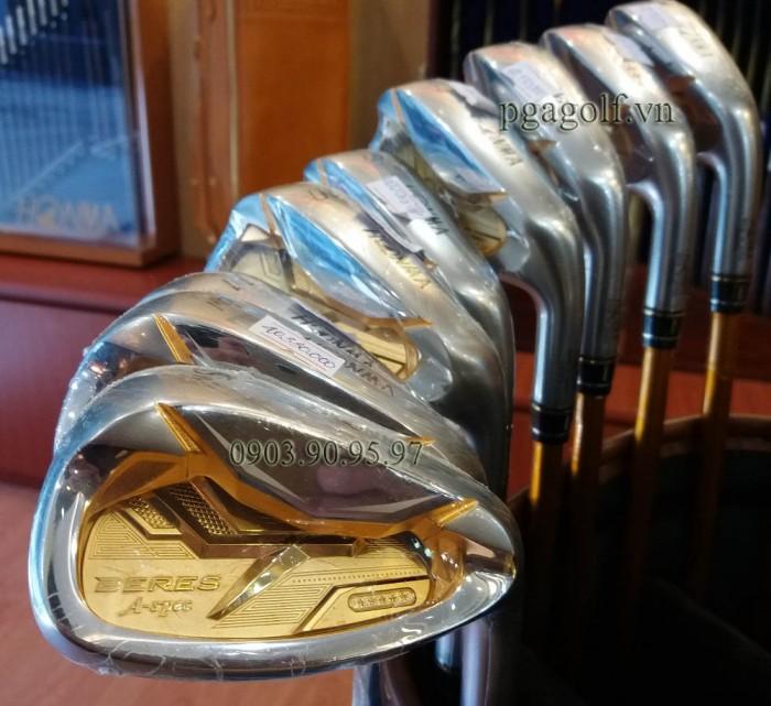 Fullset Bộ gậy golf Honma 5 sao Aspec chính hãng1