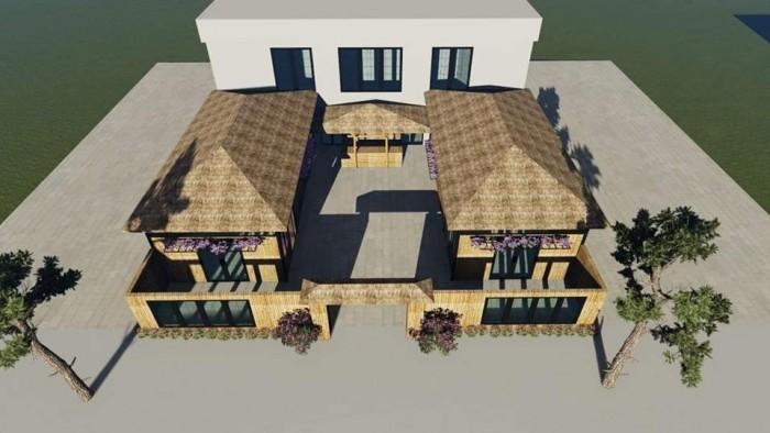 Công ty chuyên thiết kế các không gian tre trúc thuần việt5