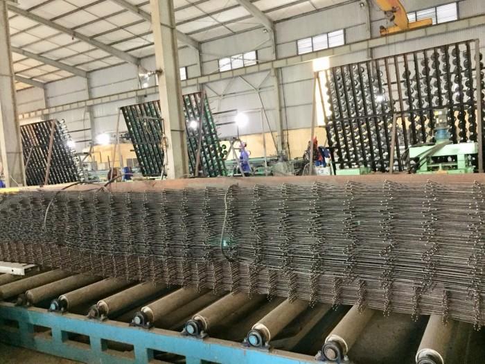 Sản xuất lưới hàn chập D8 a 150x150, 200x200, D8 a 250*250, D8 300*3007