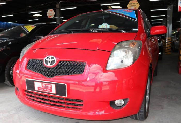 Bán xe Yaris 1.3AT nhập Nhật 2008, giá còn giảm