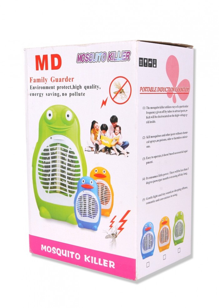 Đèn bắt muỗi và diệt muỗi hình thú cực kỳ hiệu quả0