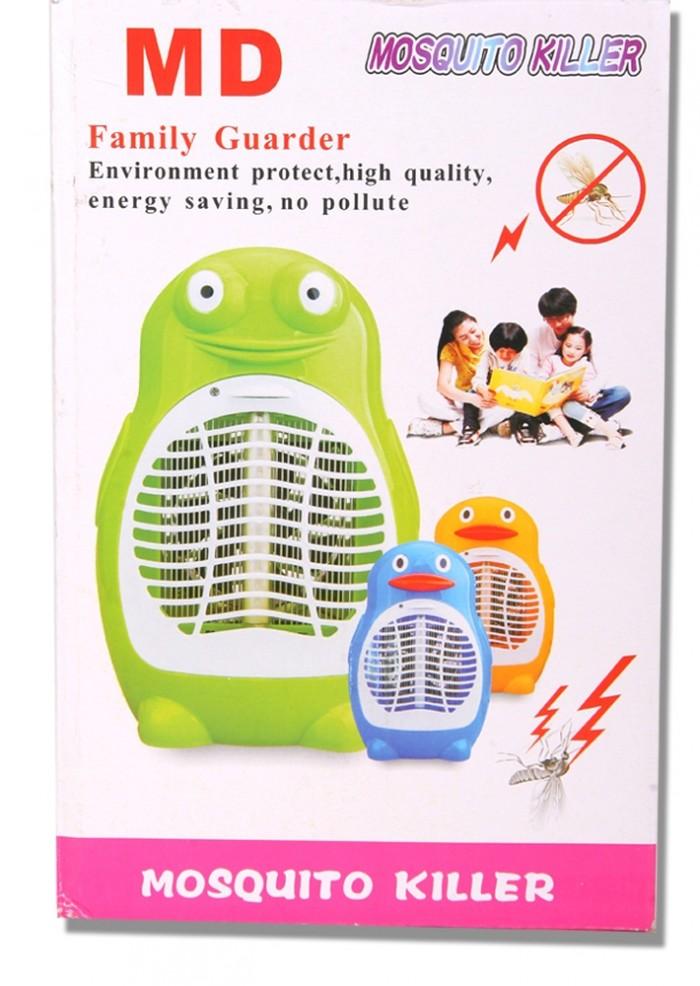 Đèn bắt muỗi và diệt muỗi hình thú cực kỳ hiệu quả2