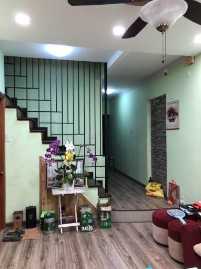 Bán nhà HXH đường Nơ Trang Long phường 13 quận Bình Thạnh.