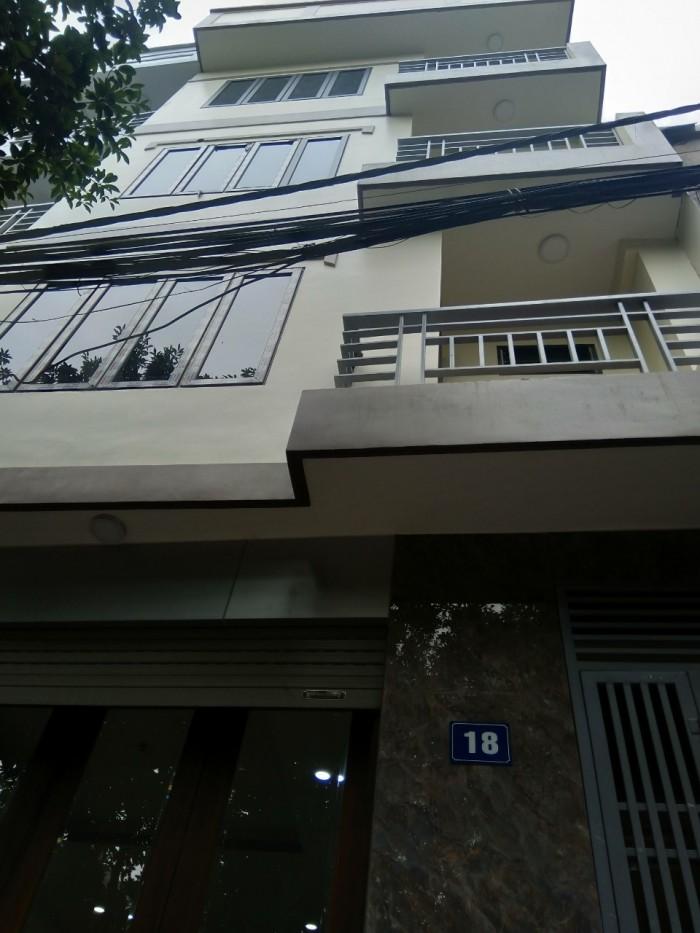 Chính chủ cần bán nhà  5 tầng xây mới ngõ 322/76 Mỹ Đình  Diện Tích 40m2