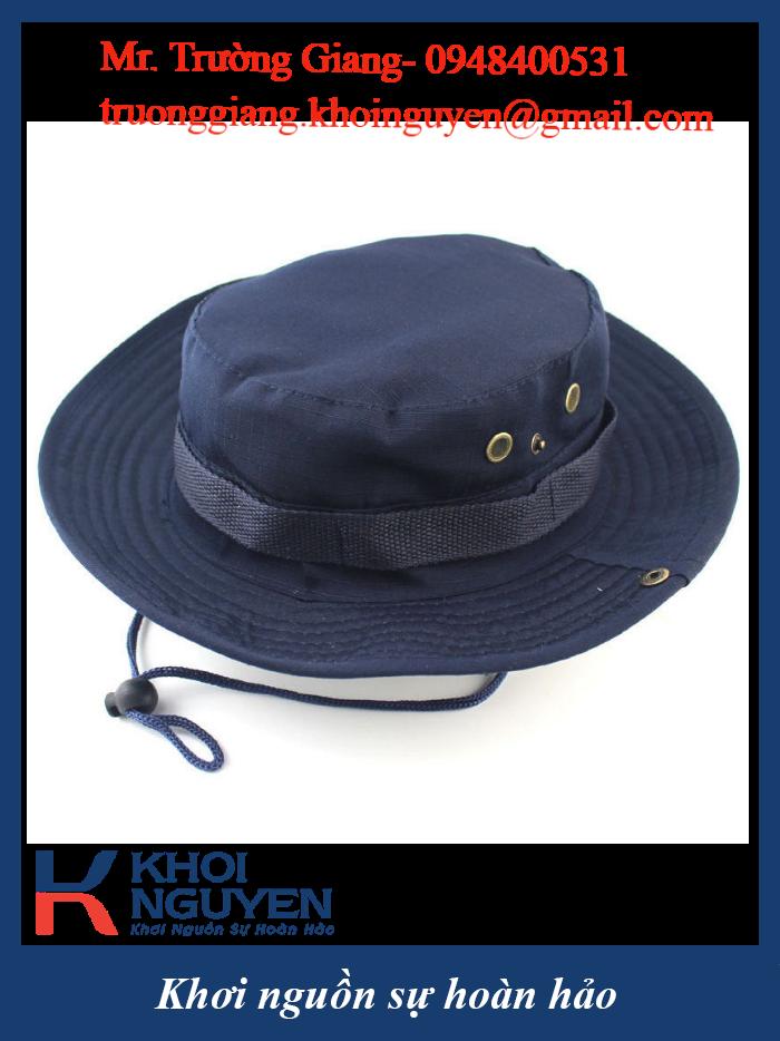 Nhận may nón tai bèo đồng phục - nón thương hiệu