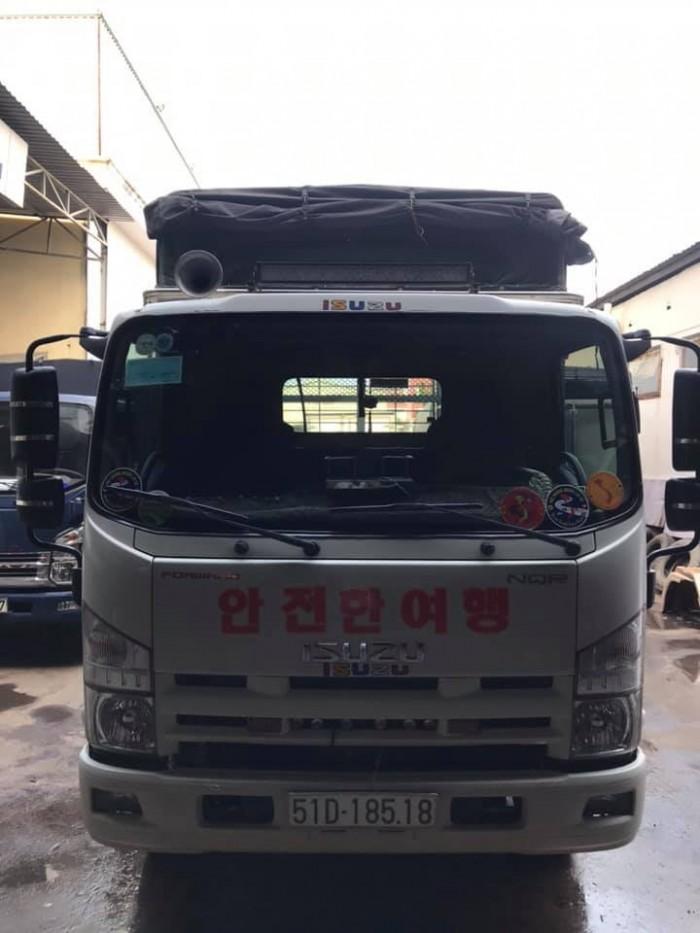 Bán Isuzu 5t thùng dài 6m2 nmr75