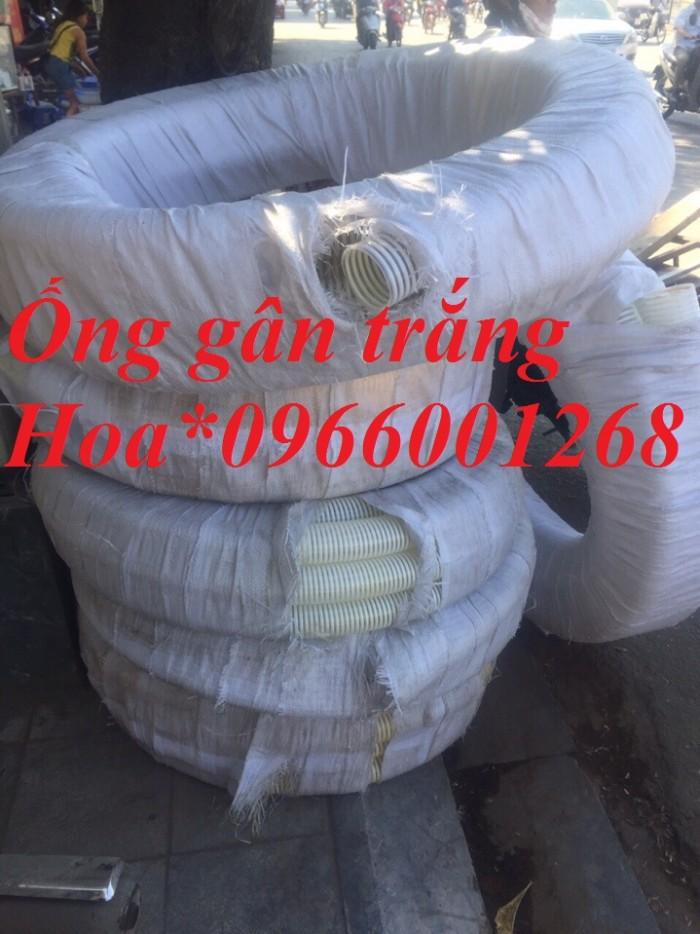 Ống gân nhựa trắng - ống gân nhựa xanh -ống cổ trâu D40,D50,D60,D75,D100,D1250