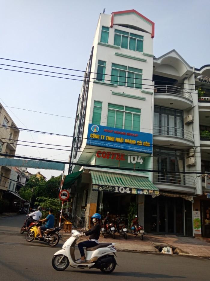 Bán căn hộ dịch vụ đường D2, 22 phòng cho thuê 110 triệu/tháng