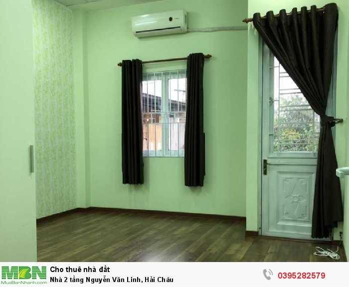 Nhà 2 tầng Nguyễn Văn Linh, Hải Châu