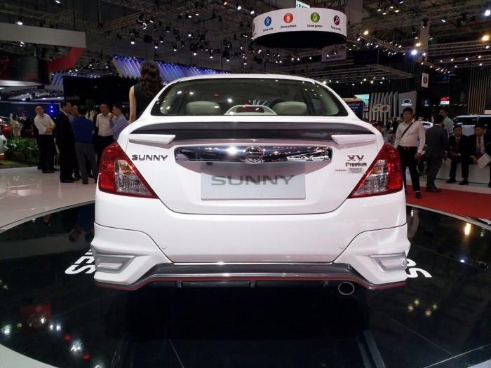 Nissan Sunny 2019 1