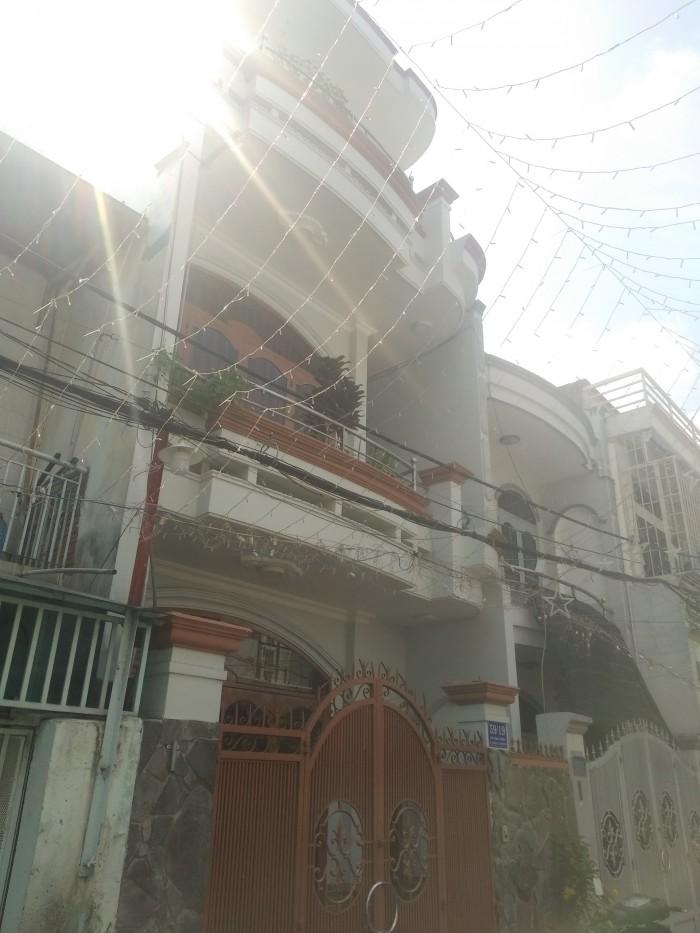 Bán nhà hẻm 59 Đỗ Công Tường, 4.8mx13m, P.Tân Quý, Q. TP