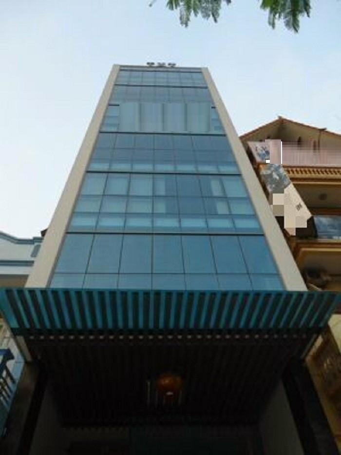 Bán tòa nhà văn phòng tại quận Tân Phú ,122m2 8tầng