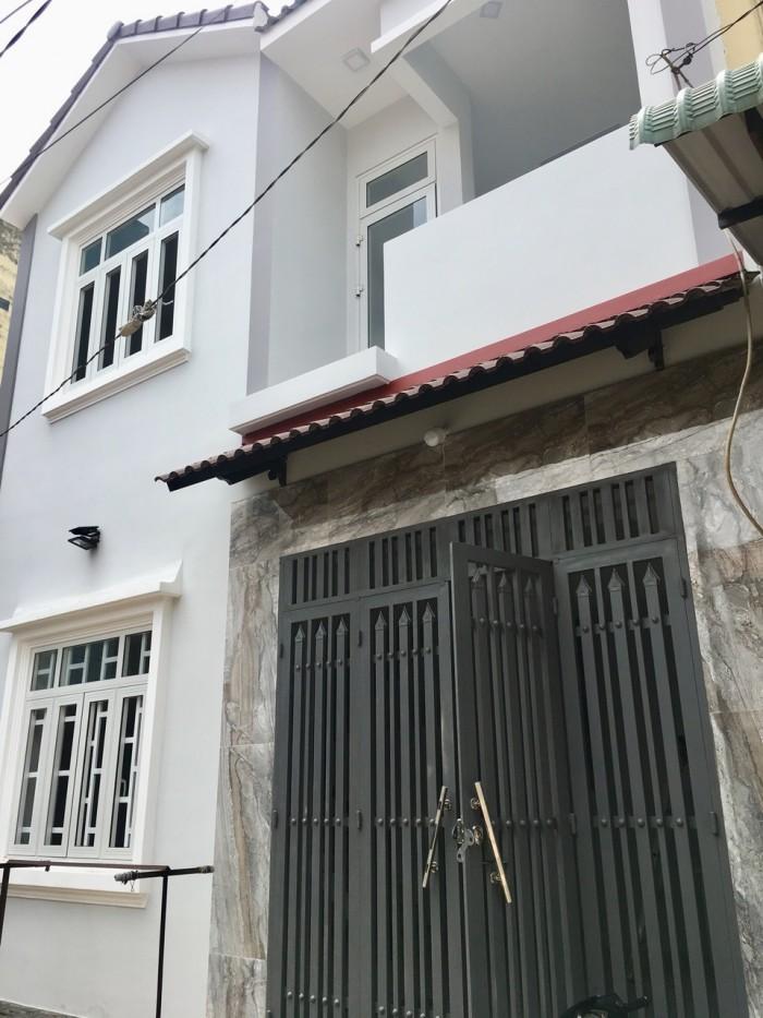 CC nhà hẻm mới xây dựng đường Dương Văn Dương, 7,2x5