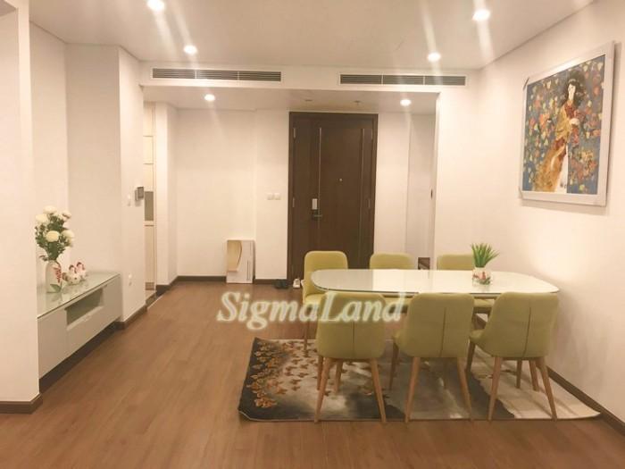 Cho thuê căn hộ 3PN đủ đồ, view trực tiếp sông Hồng, giá rẻ tại Ancora