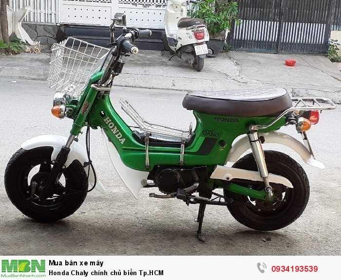 Honda Charly sản xuất năm