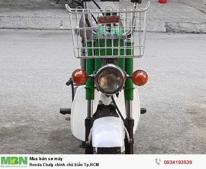 Honda Chaly chính chủ biển Tp.HCM