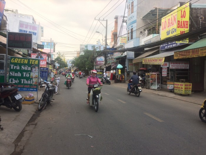 Mặt tiền kinh doanh Gò Xoài, Bình Tân, khu sầm uất , cần tiền bán giá cực tốt 7ty8