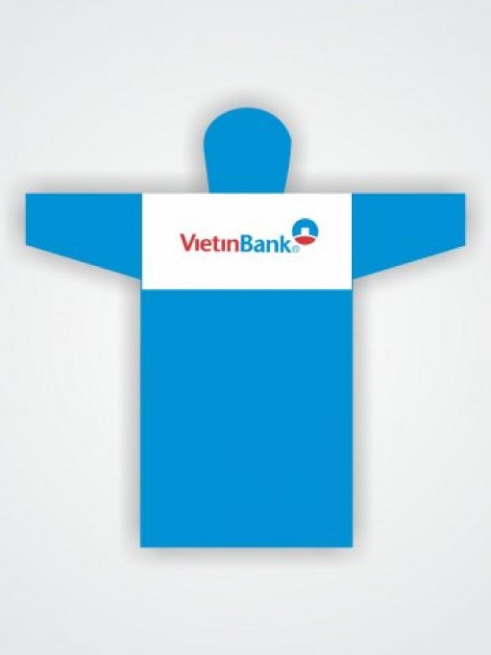 Áo Mưa in logo thương hiệu theo yêu cầu2