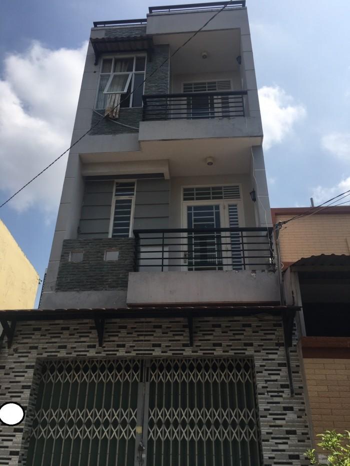 Bán nhà  Quách đình bảo  Q,Tân Phú 4x20, 1 trệt 2 lầu