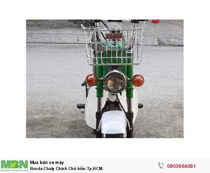 Honda Chaly Chính Chủ biển Tp.HCM.