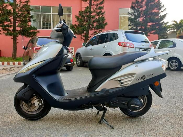 Bán Honda E-Sky 125 Xe Tay Ga Nhập Khẩu Của NHẬT Tuyệt Đẹp 5