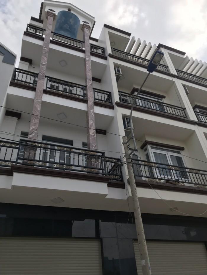 Cần Bán Nhà Mới Xây 6m Đường Đình Nghi Xuân ( 4x12m ) 3 Lầu