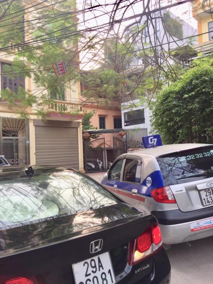 Bán nhà Phố Nguyễn An Ninh, Hoàng Mai 87m2 5T 9 tỷ kinh doanh đỉnh