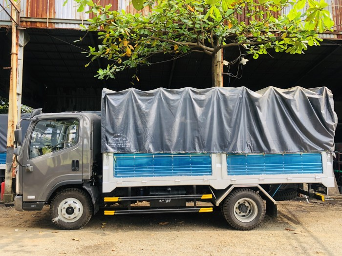 Xe tải FAW,xe tải FAW 6T2,xe tải FAW 6T2 thùng 4M3,xe tải FAW 345TR,xe tải thùng 4m3,xe tải thùng 4m3,xe tài FAW thùng kín,xe tảiFAW thùng mui bạc,xe tải FAW thùng lững