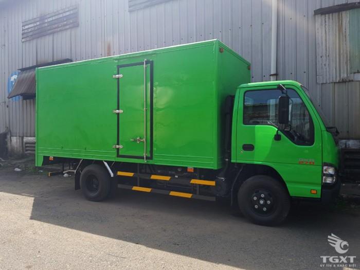 Xe Isuzu QKR270  tải :  1t99 - 2t35 -2t9 thùng kín 4m3 4