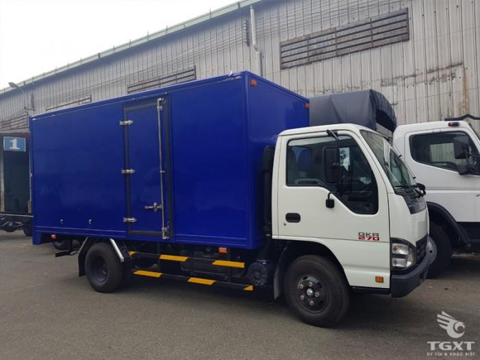 Xe Isuzu QKR270  tải :  1t99 - 2t35 -2t9 thùng kín 4m3 3
