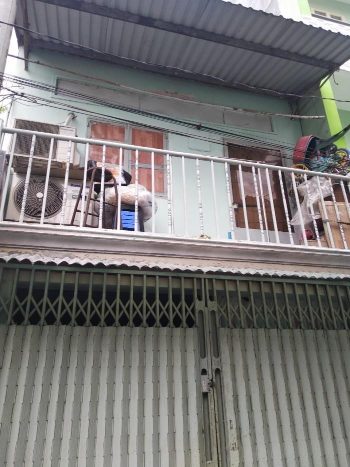 Bán Nhà Hẻm Đường Chiến Lược, Quận Bình Tân, 4x6, Giá 2 Tỷ 35