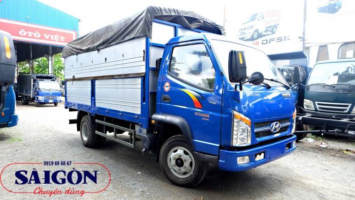 Xe tải TMT HD7324T,xe tải TMT,xe tải TMT máy HYUNDAI 2T3,xe tải TMT mui bạc,xe tải thùng kín,xe tải TMT giá rẻ,xe tải TMT 315TR SDT:0916585007