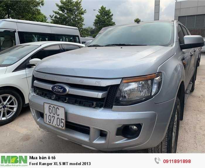 Ford Ranger XLS MT model 2013