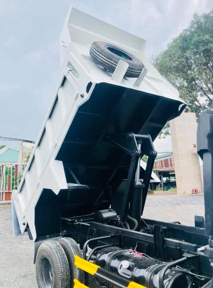 Xe tải BEN tự đổ ISUZU 2.5 khối - TRẢ GÓP