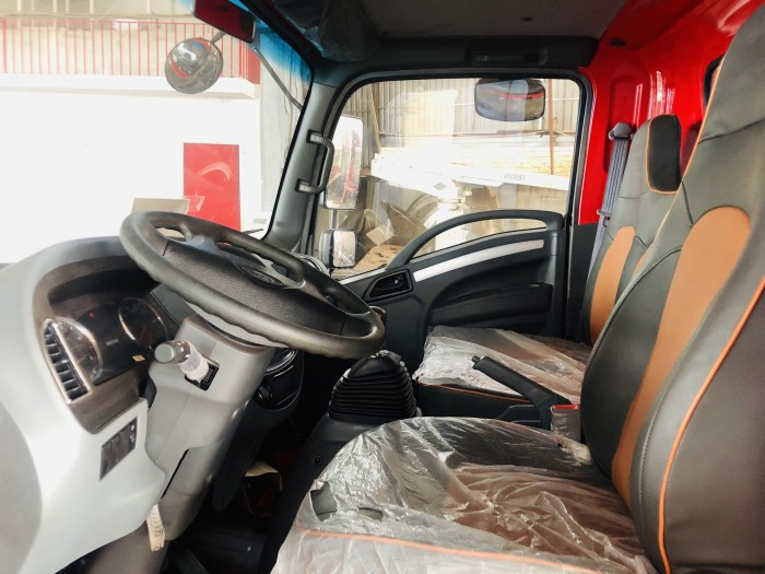 Xe tải VEAM thùng mui bạc 2