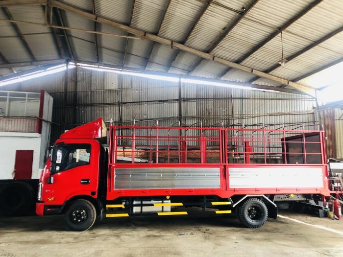 Xe tải VEAM thùng mui bạc 1