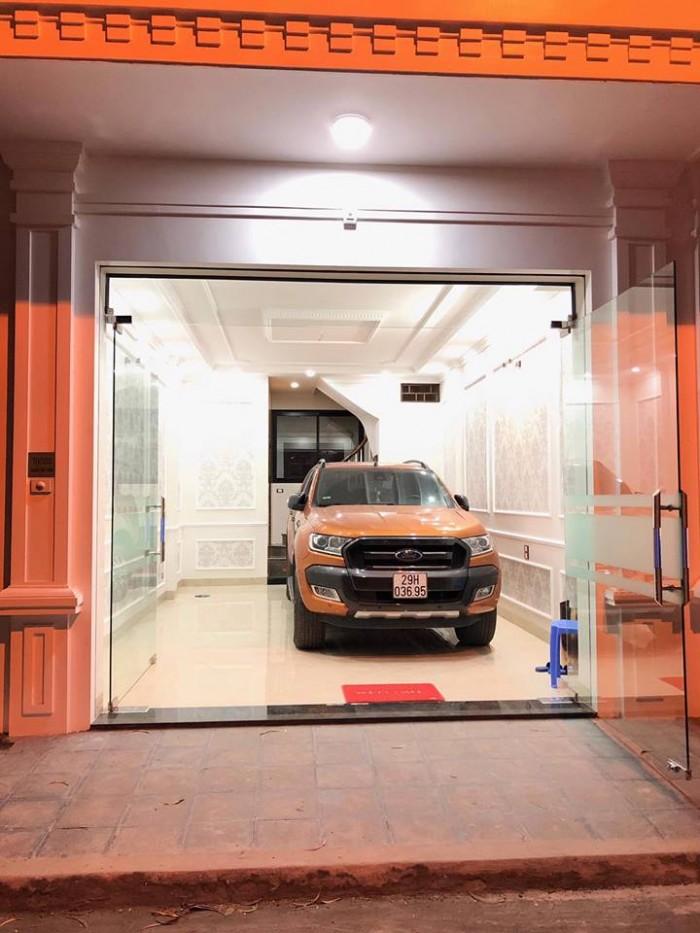Nhà Bồ Đề, lô góc, ô tô, đẳng cấp an sinh, 55m2, MT 4.2m, giá 5.7 tỷ