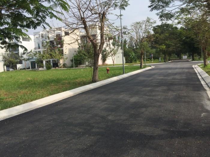 Cần bán lô đất nhà phố 7x18m. tại khu dân cư 13B Conic, mt Nguyễn Văn Linh. Giá chỉ 40,5tr/m2. SHR