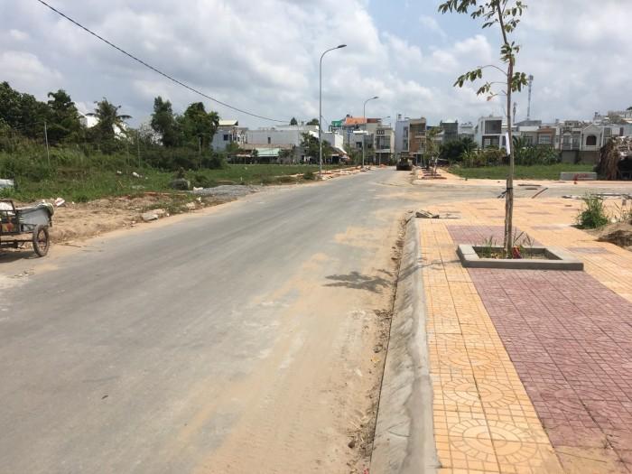 Bán cặp nền giá rẻ KDC 91b quận Ninh Kiều