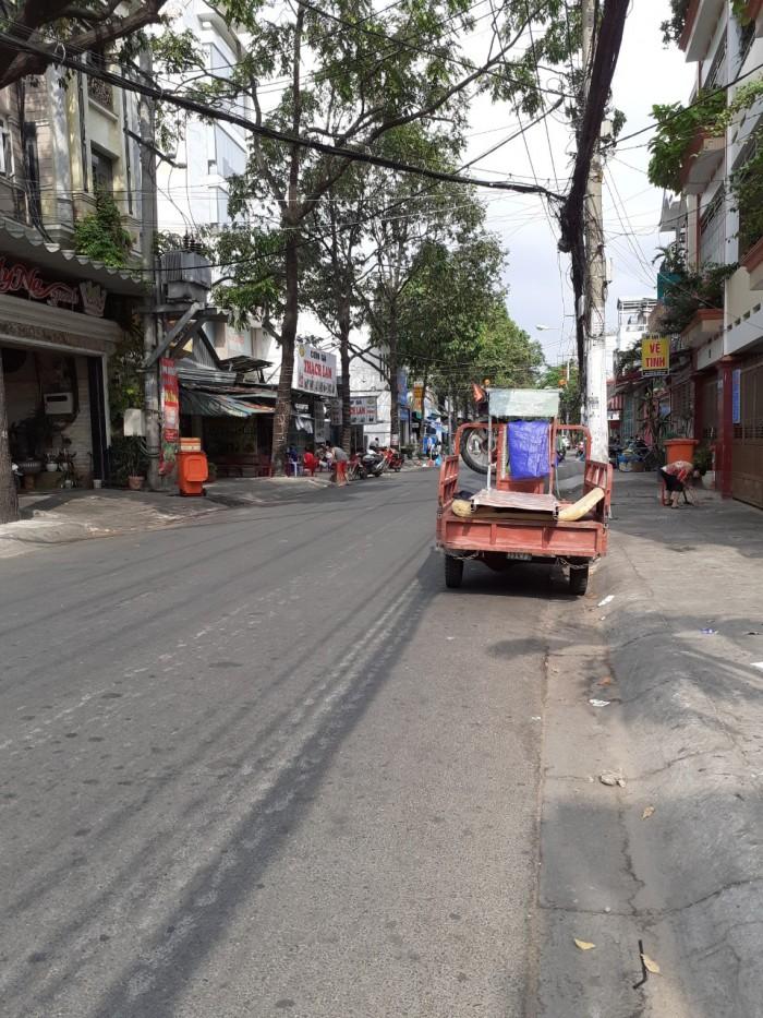 Bán nhà MTKD Thạch Lam Q,Tân Phú DT 4,8x16   giá 7,7 tỷ tl