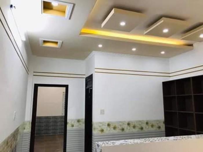 Bán nhà mới hoàn thiện 1 trệt 1 lầu KDC Phước kiến, P. Hưng lợi, Q. Ninh Kiều, TP. Cần Thơ.