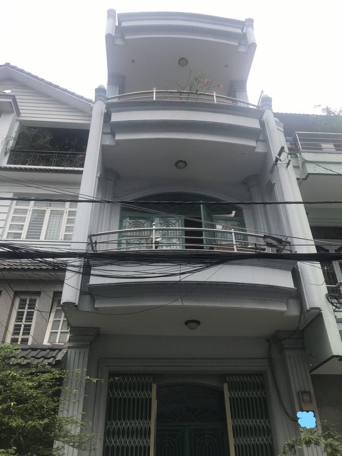 CC cần bán nhà hẻm Diệp Minh Châu. DT:4m x 16m, giá 7,8 tỷ
