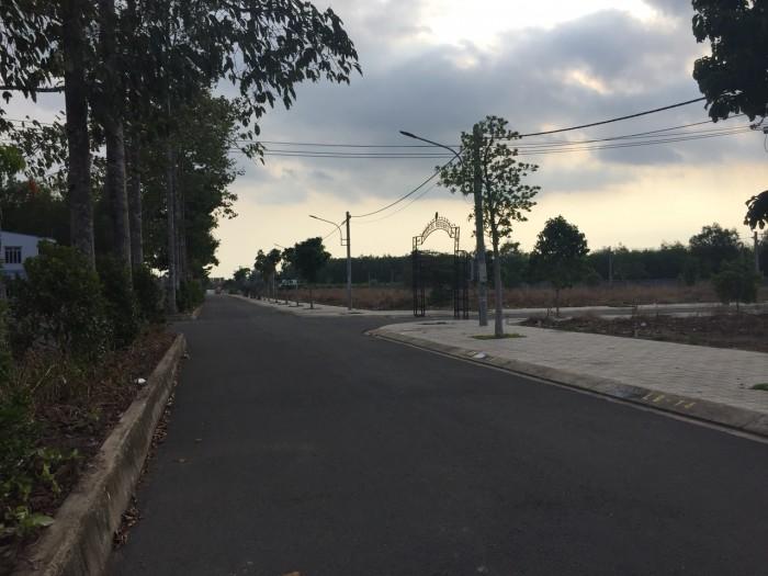 Bán đất nền Phước Thái 100% thổ cư, khu dân cư đông đúc.
