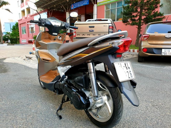 Bán SYM Joyride 110 Fi Kiểu Dáng Honda Air Blade 2014 Tuyệt Đẹp 6