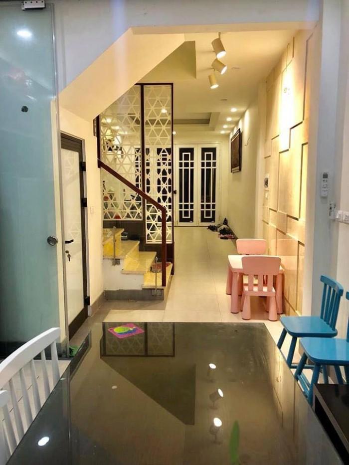 Bán nhà Lê Văn Thiêm, Thanh Xuân, 55m2 x 5t, gara, 2 thoáng, văn phòng đẹp.